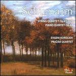 Schumann: String Quartet, Op. 41/1; Piano Quintet, Op. 44