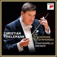 Schumann: Symphonies - Staatskapelle Dresden; Christian Thielemann (conductor)