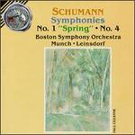 Schumann: Symphony Nos. 1 & 2