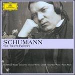 Schumann: The Masterworks [Limited Eidtion] [Deluxe]