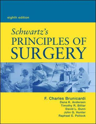 Schwartz's Principles of Surgery - Brunicardi, F Charles, MD (Editor)