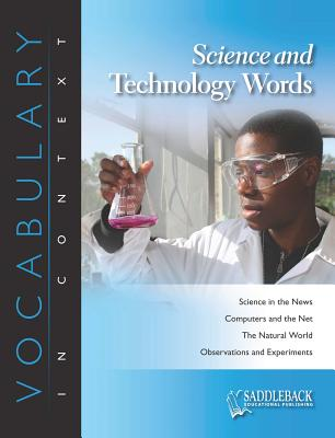 Science and Technology Words - Saddleback Educational Publishing (Editor)