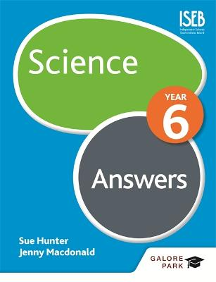 Science Year 6 Answers - Macdonald, Jenny, and Hunter, Sue