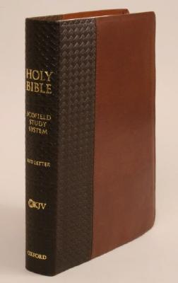 Scofield Study Bible III-NKJV - Oxford University Press (Creator)