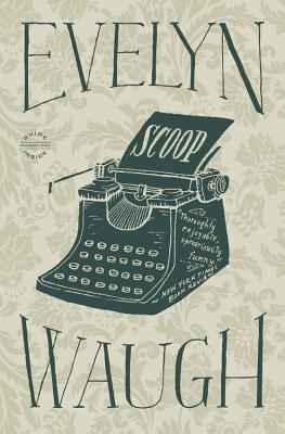 Scoop - Waugh, Evelyn