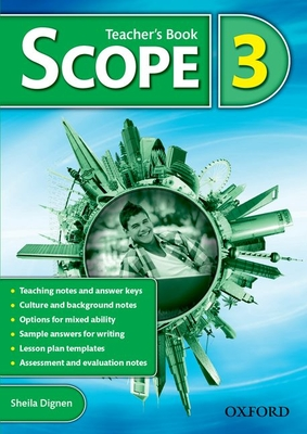 Scope: Level 3: Teacher's Book -