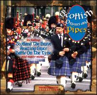 Scottish Drums & Pipes - Various Artists