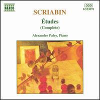 Scriabin: Études (Complete) - Alexander Paley (piano)