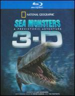 Sea Monsters: A Prehistoric Adventure [3D/2D Versions] [Blu-ray]