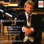 Sebastian Knauer Plays Schubert