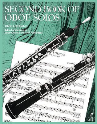 Second Book Of Oboe Solos -