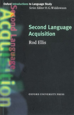 Second Language Acquisition - Oxford University Press