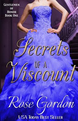 Secrets of a Viscount - Gordon, Rose