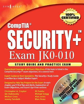Security+ Study Guide - Dubrawsky, Ido, and Faircloth, Jeremy