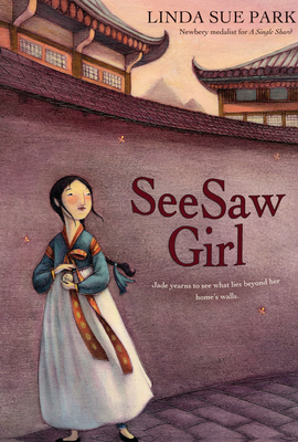 Seesaw Girl - Park, Linda Sue, Mrs.