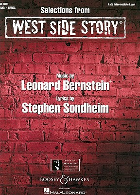 Selections from West Side Story: Late Intermediate Level - Sondheim, Stephen (Composer), and Bernstein, Leonard (Composer), and Klose, Carol