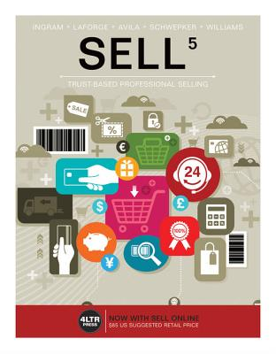 Sell (with Sell5 Online, 1 Term (6 Months) Printed Access Card) - Ingram, Thomas N, and Laforge, Raymond (Buddy) W, and Avila, Ramon a
