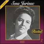 Sena Jurinac: Recital