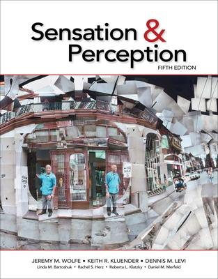 Sensation & Perception - Wolfe, Jeremy M