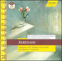 Serenade - Academy of St. Martin-in-the-Fields; Iona Brown (conductor)