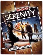 Serenity [SteelBook] [Includes Digital Copy] [UltraViolet] [Blu-ray/DVD] [2 Discs]