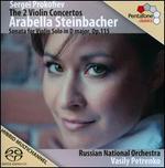 Sergei Prokofiev: The 2 Violin Concertos