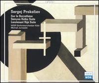 Sergej Prokofiev: Sur le Borysthène; Seymon Kotko Suite; Lieutenant Kijé Suite - Boris Statsenko (baritone); WDR Sinfonieorchester Köln; Michail Jurowski (conductor)