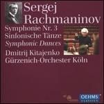 Sergej Rachmaninov: Symphonie Nr. 3; Sinfonische Tänze