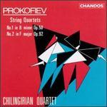 Sergey Sergeyevich Prokofiev: String Quartets Nos. 1 & 2