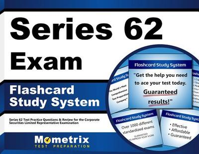 Series 62 Exam Flashcard Study System: Series 62 Test Practice Questions & Review for the Corporate Securities Limited Representative Examination - Editor-Series 62 Exam Secrets