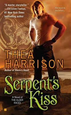 Serpent's Kiss - Harrison, Thea