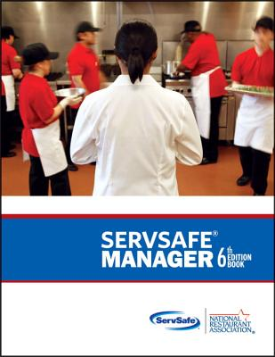 ServSafe Manager with Answer Sheet - National Restaurant Association