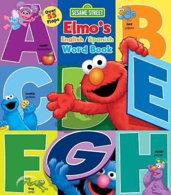 Sesame Street: Elmo's Word Book - Froeb, Lori C