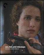 Sex, Lies, and Videotape [Criterion Collection] [Blu-ray]