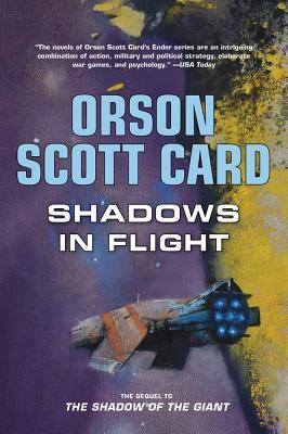Shadows in Flight - Card, Orson Scott