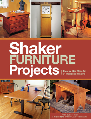 Shaker Furniture Projects - Popular Woodworking Editors