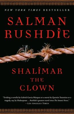 Shalimar the Clown - Rushdie, Salman