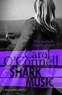 Shark Music - O'Connell, Carol