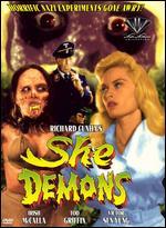 She Demons - Richard E. Cunha