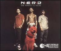 She Wants to Move [Canada CD] - N.E.R.D.