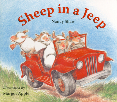 Sheep in a Jeep - Shaw, Nancy E
