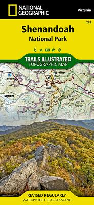 Shenandoah National Park Virginia - Rand McNally