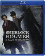 Sherlock Holmes: A Game of Shadows [Blu-ray] - Guy Ritchie