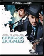 Sherlock Holmes [Includes Digital Copy] [4K Ultra HD Blu-ray/Blu-ray]