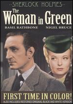 Sherlock Holmes: The Woman In Green