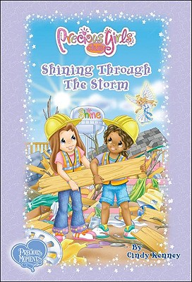 Shining Through the Storm - Kenney, Cindy