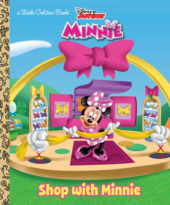 Shop with Minnie (Disney Junior: Mickey Mouse Clubhouse) - Posner-Sanchez, Andrea