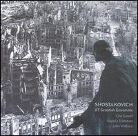 Shostakovich: Chamber Symphony - Clio Gould (violin); John Wallace (trumpet); Scottish Ensemble; Sophia Rahman (piano)