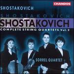 Shostakovich: Complete String Quartets, Vol. 2