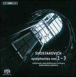 Shostakovich: Symphonies Nos. 1-3